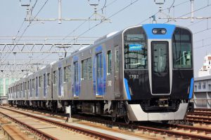 2016年ブルーリボン賞:阪神電気鉄道 5700系